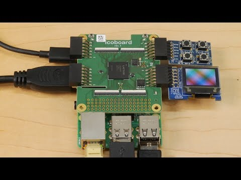 [013-2] Open Source FPGA Synthesis with the icoBoard - part 2