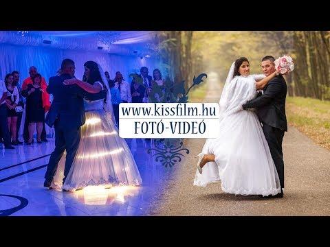 Gréta és Tamás  esküvője (Magyar Talléros Pálinkafőzde, Nyírtass)