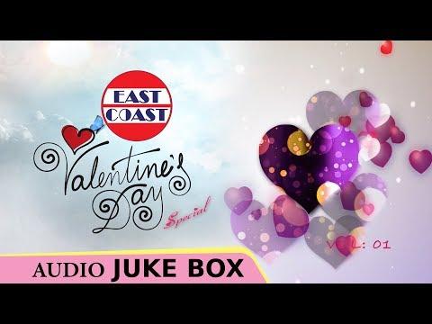 Valentines Day Romantic Special   Audio Jukebox