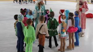 Хоровод вокруг Ёлки на льду