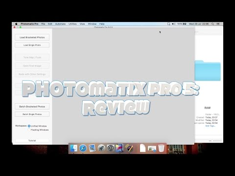 Photomatix Pro 5: Brief Tutorial & Review