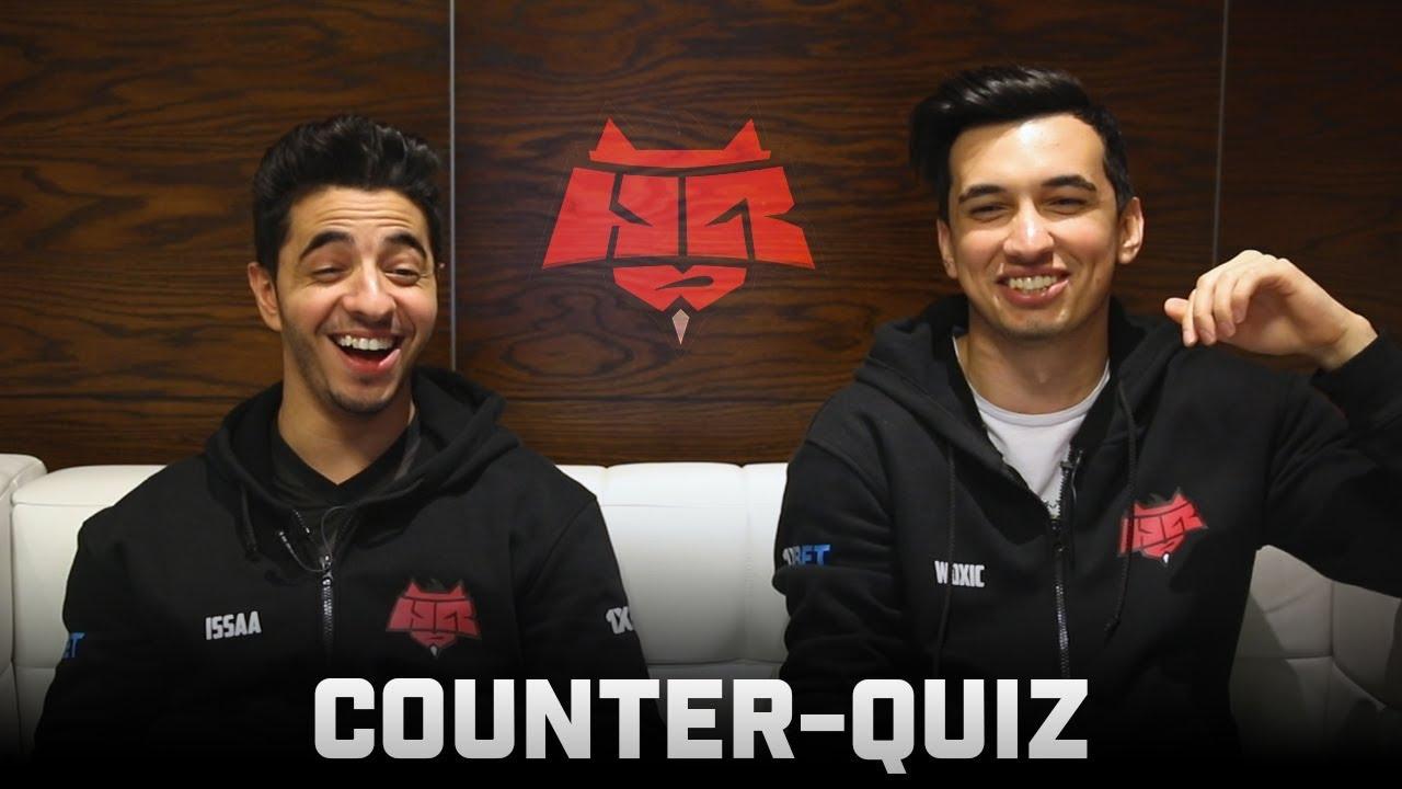 Counter-Sınavı: HellRaisers (ISSAA & woxic) Videosu