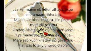 Sad Hindi Love Rap