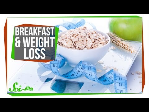 Eating Breakfast Is Essential to Weight-Loss Success