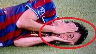 Football Dives and Fake Injuries