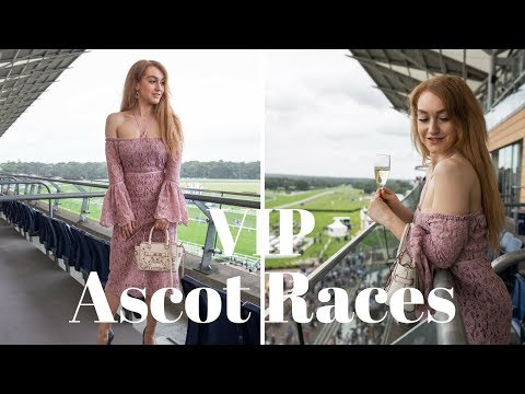 VIP Day At Ascot Races