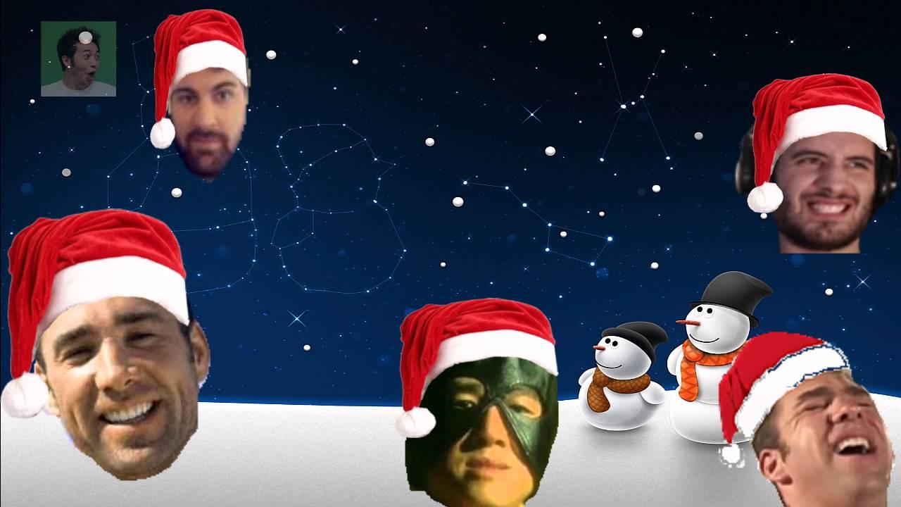 Jingle Bells (Gachimuchi Christmas Song) | Van CancerHolme - YouTube