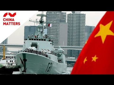 Does China want to change the world order?