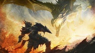 История мира Elder Scrolls - Драконы (часть 2)