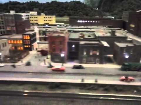 Chattanooga Choo Choo model trains(for the last time)