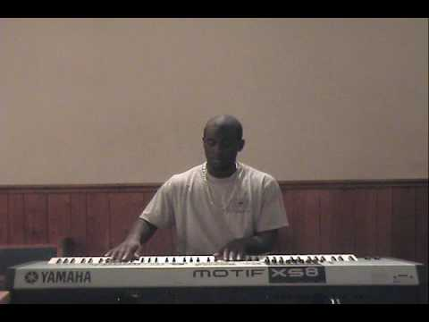 Can't Give Up Now - Mary Mary - Piano/Ralph Jr.