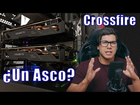 Crossfire AMD RX580 es un Asco? - Análisis - Plus Gamplay Resident Evil 7