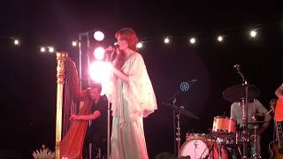 Florence + The Machine x Spotify event - Sky Full of Song - Brooklyn, NY 06/24/18