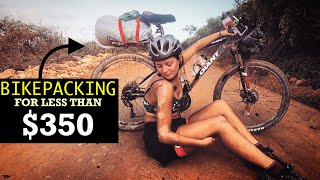 Her FIRST Bikepacking Trip // Trans-Mexico 2000km Adventure Documentary [EP.17]
