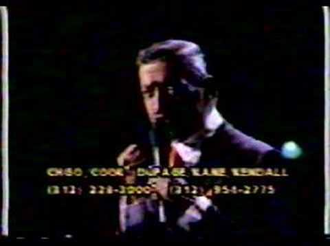 Sammy Davis Jr - Music of the Night - Phantom of the Opera
