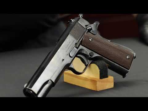 The World Record Singer M1911A1 Pistol