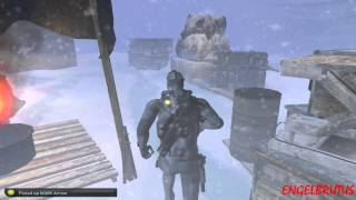 Splinter Cell Double Agent PC Gameplay Mission 4 - Sea of Okhotsk  Part 1/2