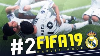 Lionel Messi is the New Number 10 - FIFA 19 Real Madrid Career Mode Episode 2