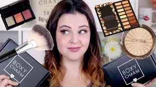 Boxycharm APRIL Unboxing + March REVIEW!