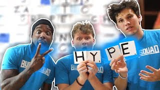 ULTIMATE 2HYPE IRL WORDS WITH FRIENDS!