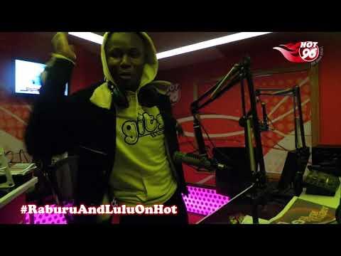 Lulu and Arrow bwoy dance to digi digi