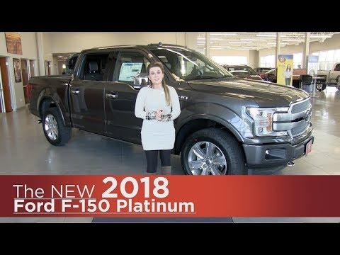 New 2018 Ford F-150 Platinum - Elk River, Coon Rapids, Minneapolis, St Paul, St Cloud, MN | Review