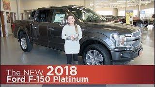 New 2018 Ford F-150 Platinum - Elk River, Coon Rapids, Minneapolis, St Paul, St Cloud, MN | Review