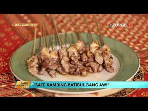 Kelezatan Sate Kambing Batibul Bang Awi