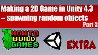 Unity 4.3 2D Game Tutorial -- Part 3