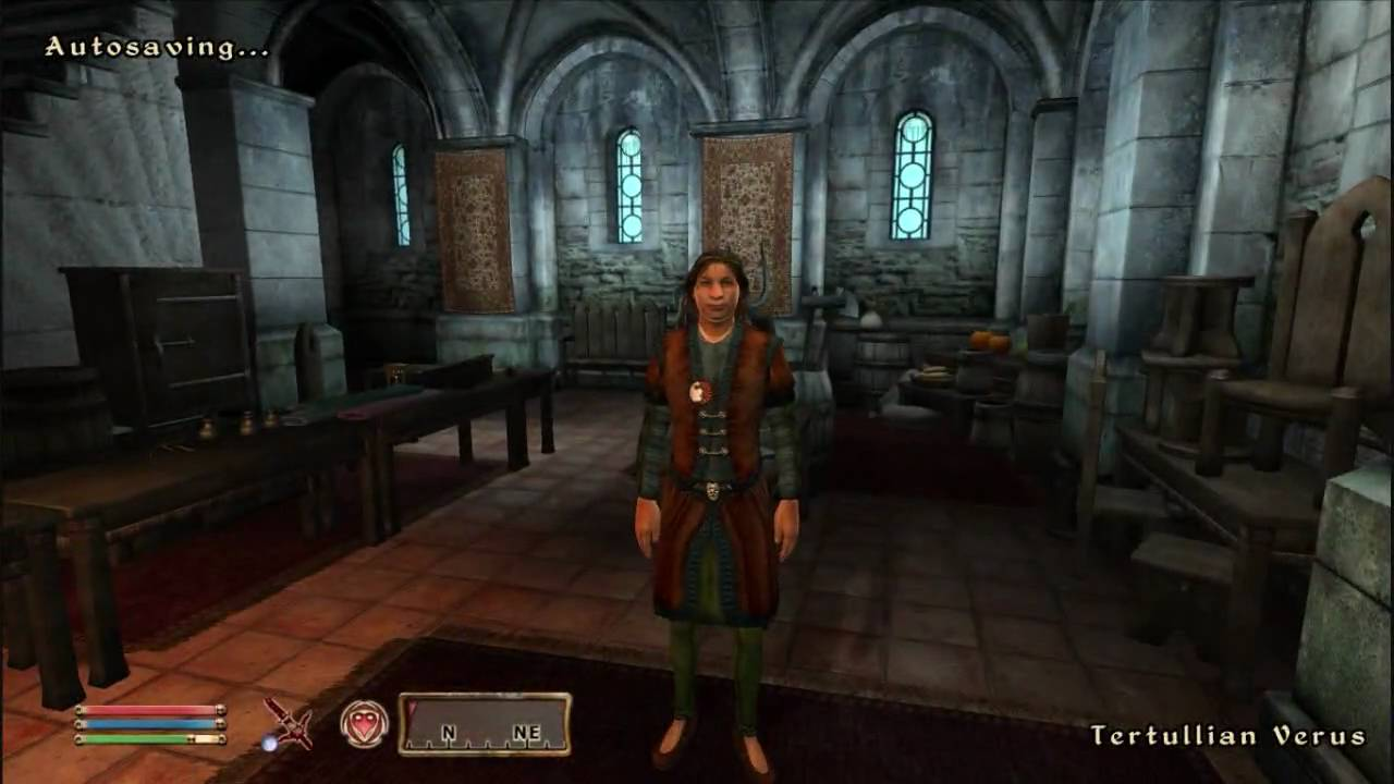 The Elder Scrolls IV Oblivion How To Get: Best Player Home - YouTube