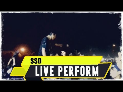 ANJAR OX'S - SSD ( Live Perform )
