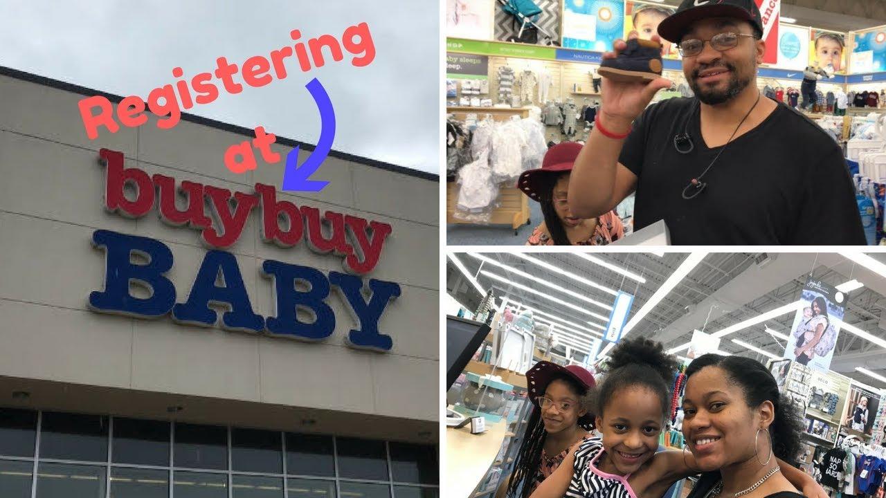 Buy Buy Baby Registry + What's in my FREE Buy Buy Baby ...