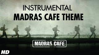 Madras Cafe Theme Song (Instrumental) | John Abraham, Nargis Fakhri