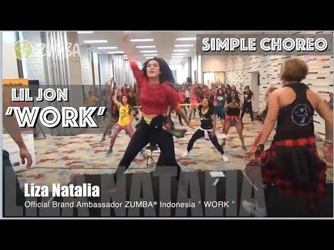 WORK LIL JON | Zumba® | Liza Natalia Official Brand Ambassador Zumba® Indonesia