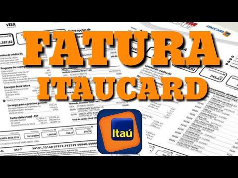 Tirar Fatura Itaucard Solucao Imprimir Youtube