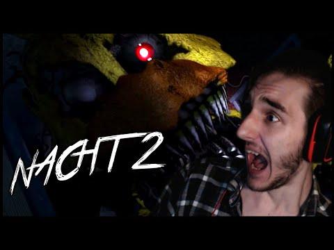 Das SCHLIMMSTE Spiel EVER! | Let's Play Five Nights at Freddy's 4 Nacht 2 (Deutsch/German) - FNAF 4