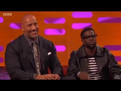 "Graham Norton Show S22E10: ""Dwayne Johnson, Kevin Hart, Jessica Chastain, Dawn French, Rebel Wilson"""