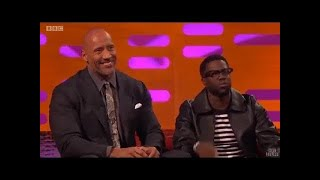 "Graham Norton Show S22E10: ""Dwayne Johnson, Kevin Hart, Jessica Chastain, Dawn French, Rebel Wilson"""