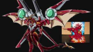 bakugan gundalian invaders fan-art helix dragonoid + jetkor and aranaut!!