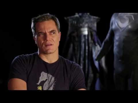 Man of Steel Interview - Michael Shannon Is General Zod ...