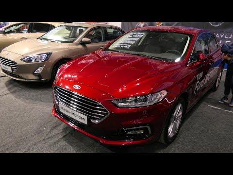 NEW 2020 - Ford Mondeo Sedan Interior And Exterior - 4K 2160p