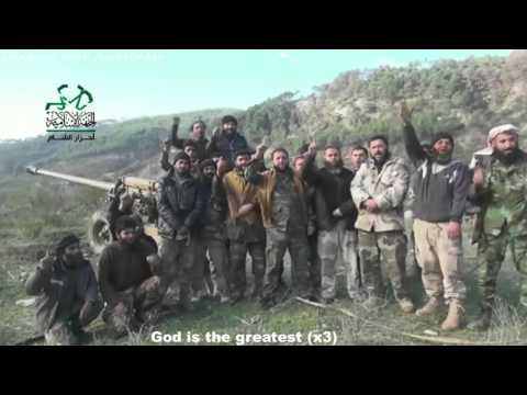 Syria 11/26 Islamic Turkmen rebels CLAIM to have shelled Russian Airbase in Latakia. Disinformation?