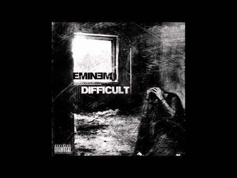 Eminem - Difficult - HD + LYRICS!