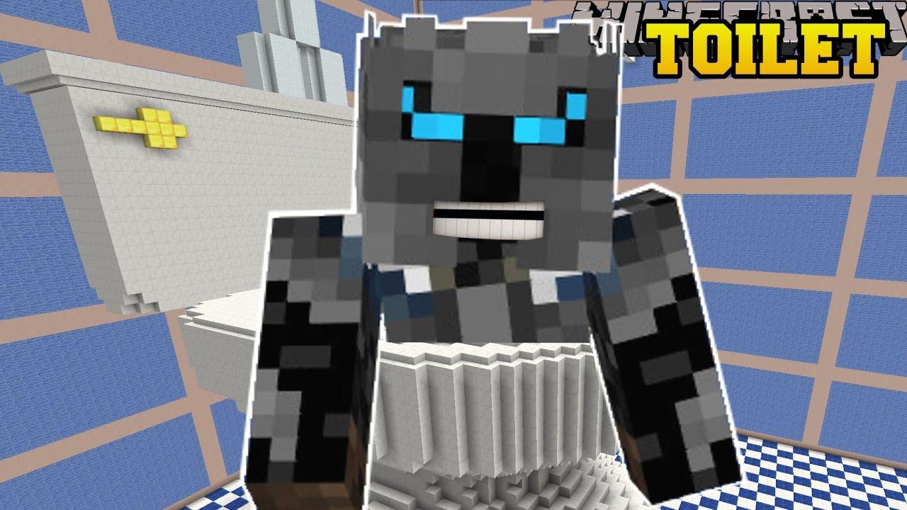 Minecraft Toilet Trouble Custom Mod Dream