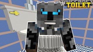 Minecraft: TOILET TROUBLE!! - Custom Mod Dream