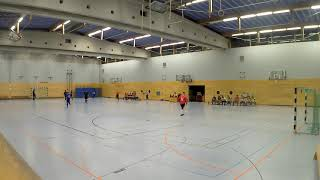 Fc Beach United vs. Berlin City Futsal Teil 1