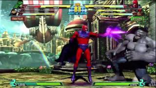 Marvel vs Capcom 3 - Super Zero to Super Hero #4