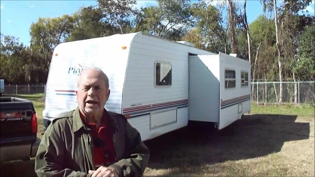 Pioneer Travel Trailer Ft