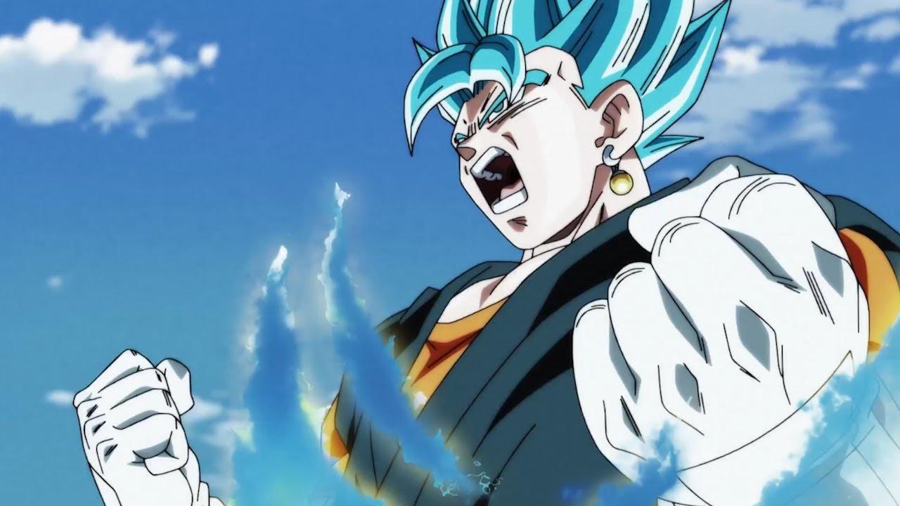 Vegetto SSJ Blue - Super Dragon Ball Heroes