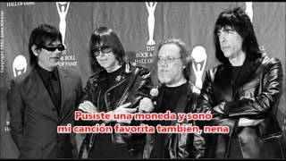 My my kind of a girl the ramones (subtitulado en español)